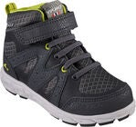 Viking Tolga Mid WP Sneakers, Charcoal/Black