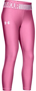 Under Armour Ankle Crop Tights, Pace Pink
