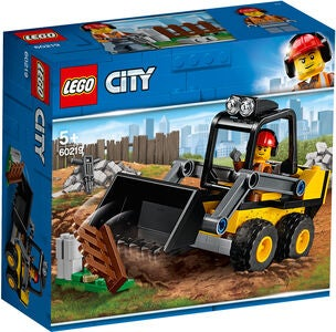 LEGO City Great Vehicles 60219 Frontlader