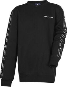 Champion Kids Crewneck Pullover, Black Beauty