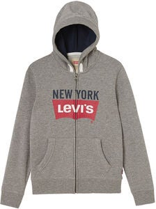 Levi's Kids Batyork Zipper, China Grey