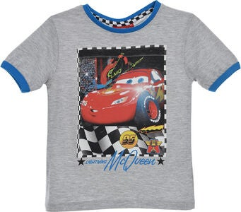 Disney Cars T-Shirt, Hellgrau