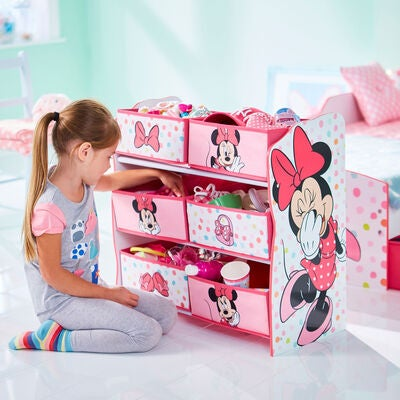 Disney Minnie Maus 3er-Pack Strümpfe