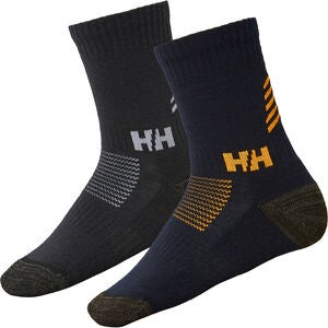 Helly Hansen Lifa Marino Socken 2er-Pack, Navy