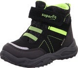 Superfit Glacier GTX Winterstiefel, Black/Yellow