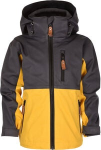 Lindberg Explorer Jacke, Yellow