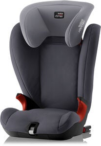 Britax Kidfix SL Kindersitz Black Series, Storm Grey