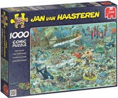Jumbo Puzzle Jan van Haasteren Deep Sea Fun 1000