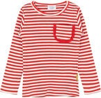 Hust & Claire Alma Langarmshirt l/s, Poppy Red