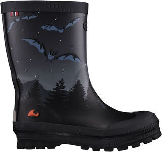 Viking Jolly Bat & Eagle Gummistiefel, Black/Multi