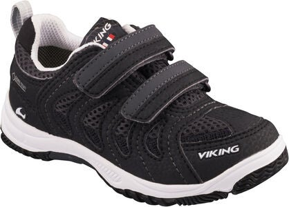 Viking Cascade II GTX Sneaker, Black/Grey