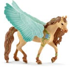 Schleich Decorated Pegasus Hengst