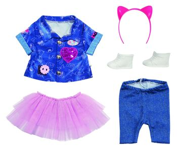 Baby Born Puppenkleidung Set Deluxe, 43 cm
