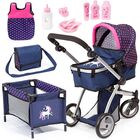 Combi Dolls Pram Mega Set