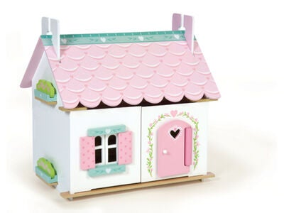Le Toy Van Lilys Cottage Puppenhaus