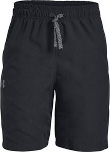 Under Armour Woven Graphic Shorts, Black