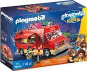Playmobil 70075 PLAYMOBIL:THE MOVIE Del's Food Truck
