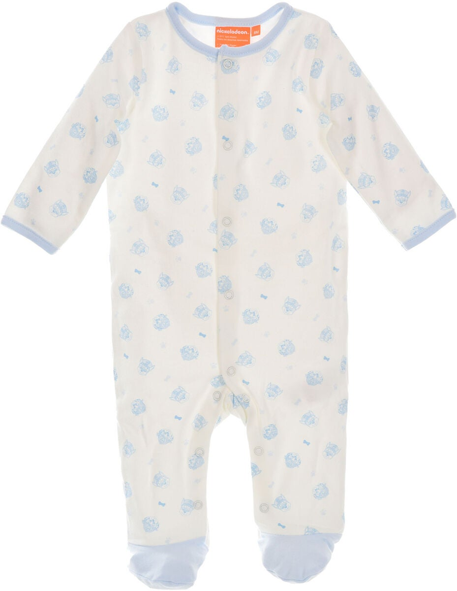 Paw Patrol Schlafoverall, Offwhite