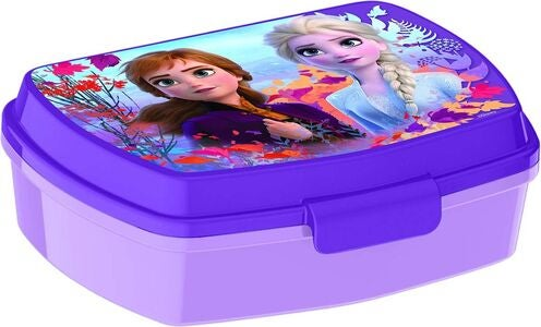 Disney Die Eiskönigin Lunchbox, Lila
