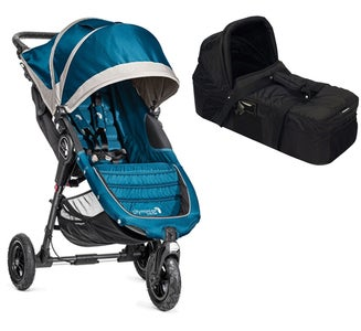Baby Jogger City Mini GT Kombiwagen, Steel Blue