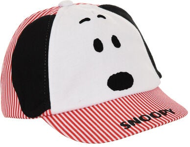 Snoopy Kappe, Rot