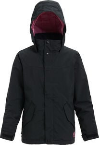 Burton Girls Elodie Jacke, True Black