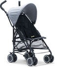 Beemoo Simple Travel Buggy, Grey Canopy