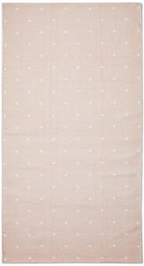 Alice & Fox Teppich Dotty, Whisper Pink