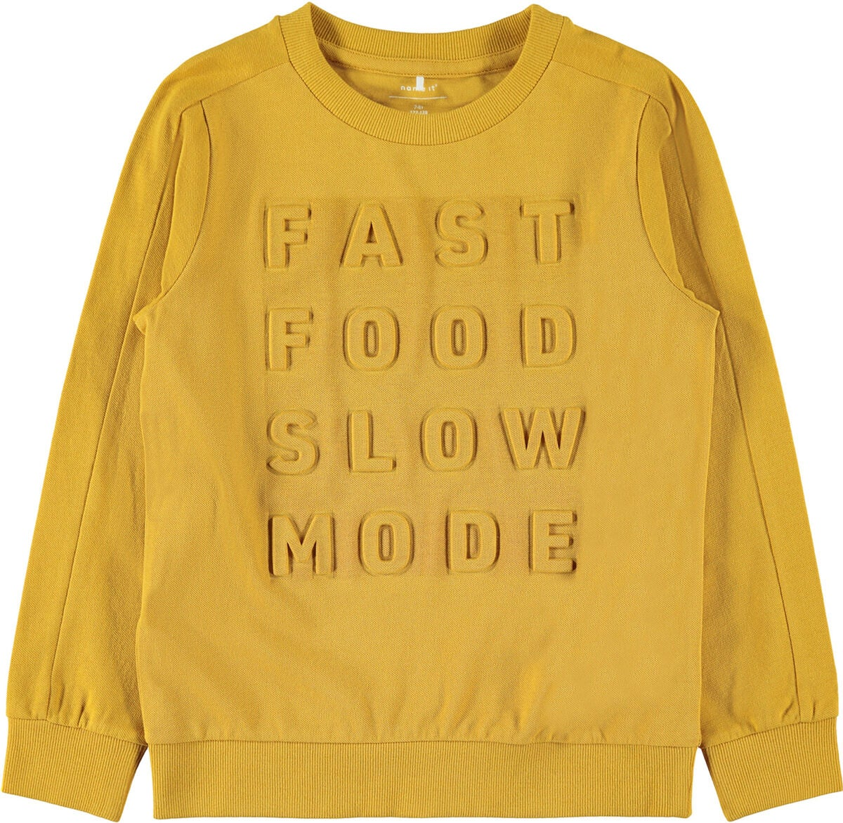 Name it Oli Pullover, Amber Gold