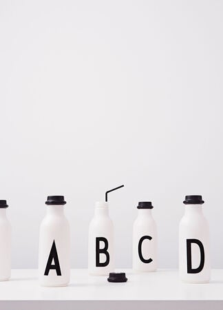 Design Letters Trinkflasche M