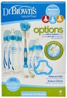 Dr. Brown's Options Geschenkset L, Blau