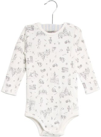 Wheat Disney Winnie Puuh Body, Hellblau