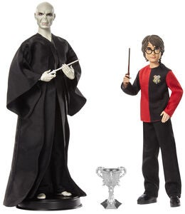 Harry Potter Voldemort 2er-Pack Fashion Puppe