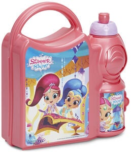 Shimmer And Shine Brotzeit-Set