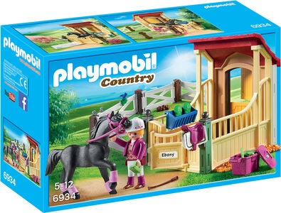 "Playmobil 6934 Pferdebox ""Araber"""