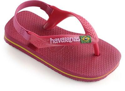 Kaufen Havaianas Baby Brasil Logo Flip Flop, Tulip | Jollyroom