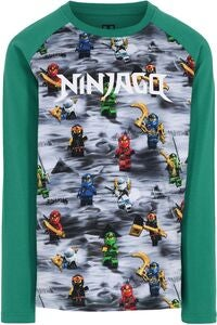 LEGO Collection Langarmshirt, Light Green