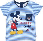 Disney Micky Maus T-Shirt, Blue