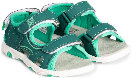 Little Champs Rush Sandalen, Fanfare Green