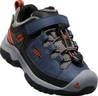 KEEN Targhee Low WP Sneakers, Blue Night/Tea