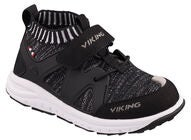 Viking Aasane Sneaker, Black/Grey