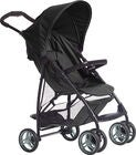 GRACO Literider Buggy, Black/Grey