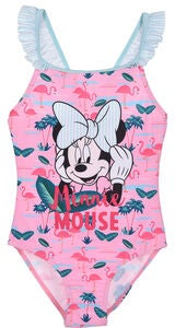 Disney Minnie Mouse Badeanzug, Rosa