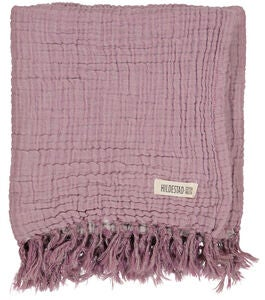 Hildestad Copenhagen Decke, Dusty Rose