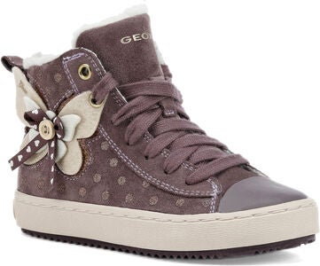 Geox Kalispera Sneaker, Light Prune