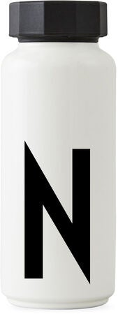 Design Letters Thermosflasche N
