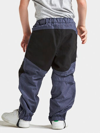 Didriksons Dusk Outdoorhose, Denim Blue