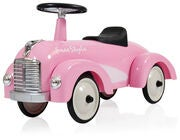 Mini Speeders Rutschauto Freestyle Speedster, Rosa