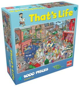 Goliath Games Puzzle That's Life - Paris 1000 Teile