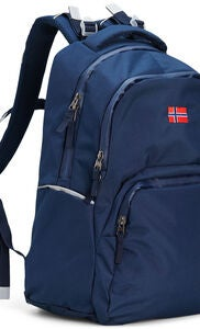 Pure Norway Free Waterproof Rucksack, Blau